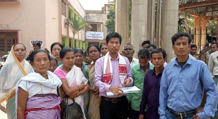People of Kachudaram to boycott polls demanding to solve their burning issues