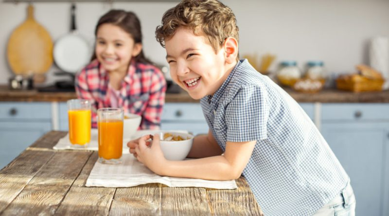 Study Says Eating Breakfast With Parents Can Linked With Positive Body Image For Teenagers