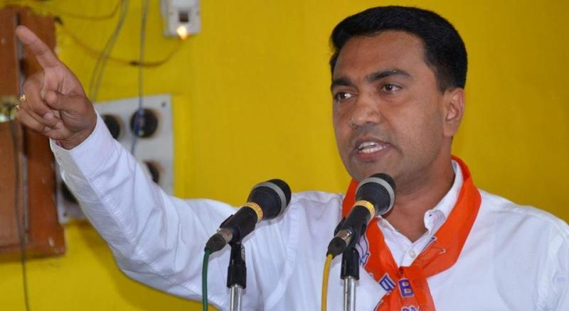 Goa CM Pramod Sawant tells cab drivers to join app-based taxi service