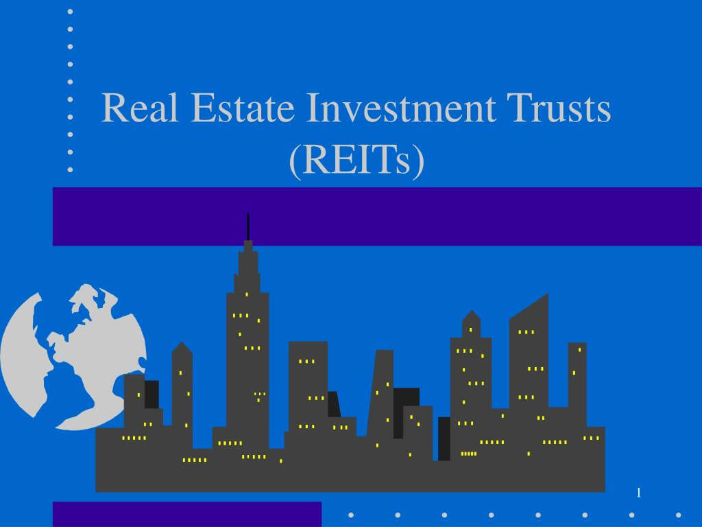 Cash-strapped Indian Real Estate: Real Estate Investment Trusts Bring Hopes