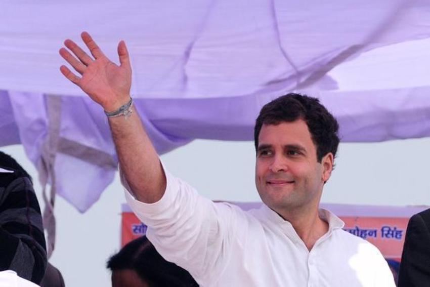 Congress President Rahul Gandhi To Address Rallies on April 3-4