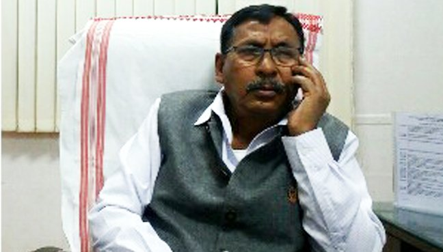 Call to not give candidature to Rajen Gohain