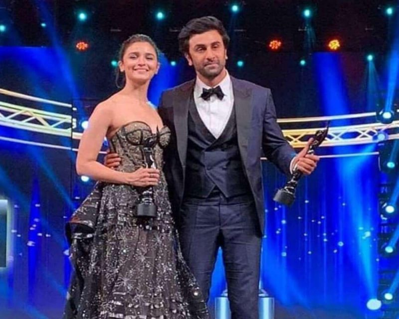 Ranbir Kapoor, Alia Bhatt Win Big At 64th Filmfare Awards