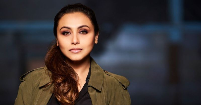 Important to make films relevant to today's times: Rani Mukerji