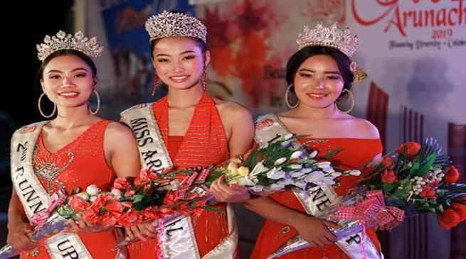 Miss Arunachal Roshni Dada set to dazzle in Miss India pageant