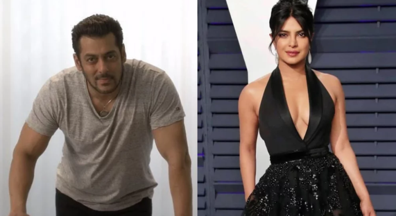 Salman Khan Pokes Fun At Priyanka Chopra, Asks Why She Even Needs A Dating App