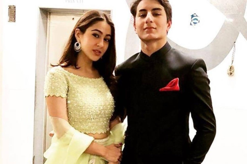 """Best Brother In The World"", Says Sara Ali Khan On Brother Ibrahim, Wishes Him On His Birthday"