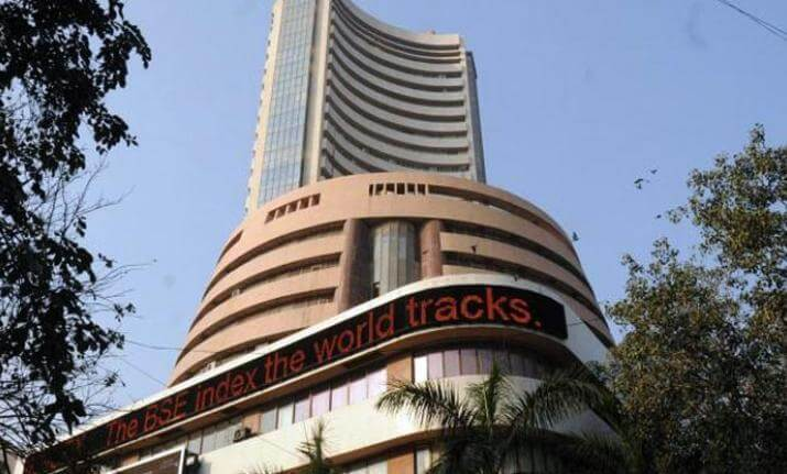 Sensex ends 127 points up, Nifty up 54 points