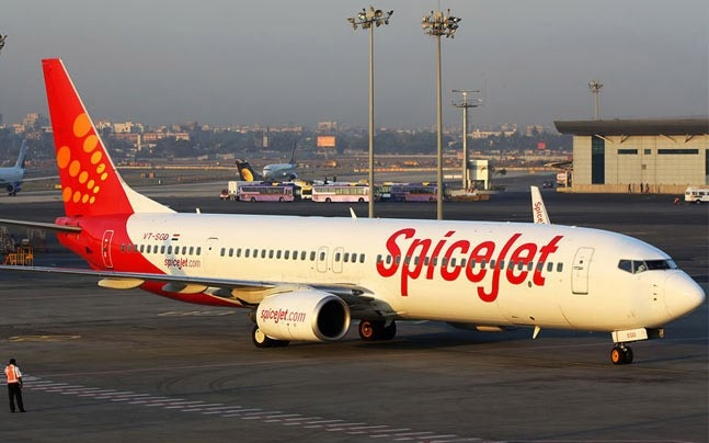 SpiceJet scrip fall 8% as Max 737 aircraft grounded