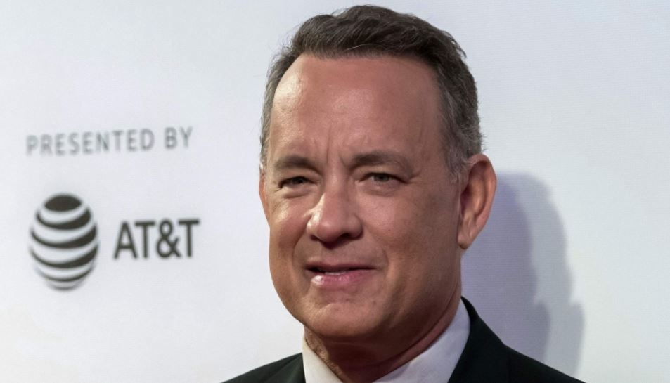 Actor Tom Hanks might play Elvis Presley's manager in next