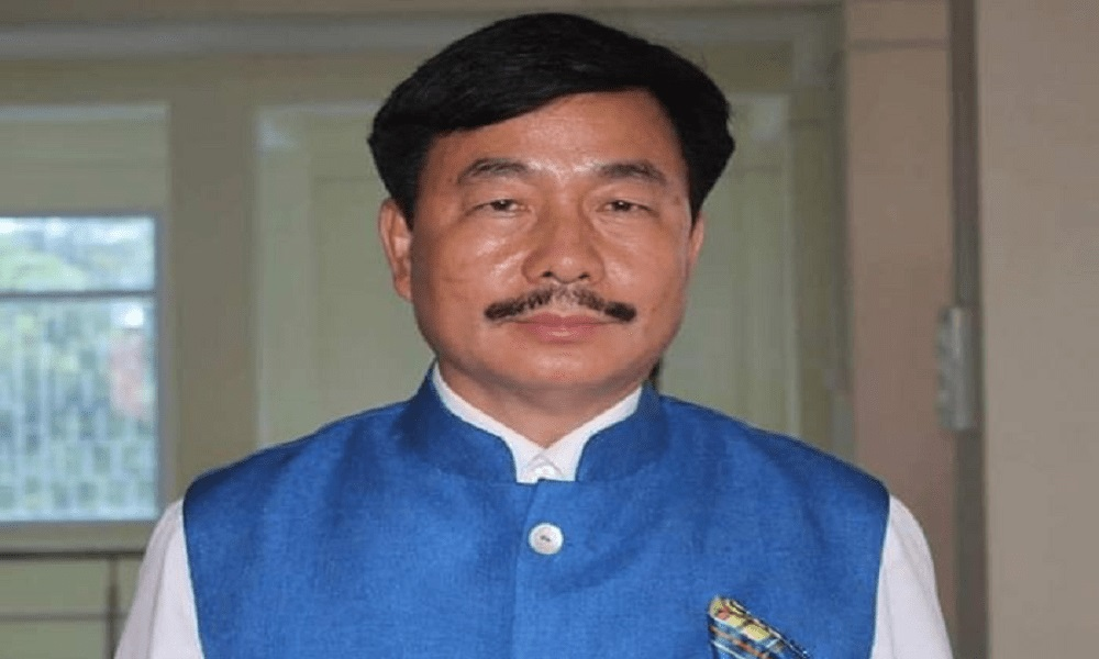 Permanent resident certificate issue won't affect BJP's poll prospects: Tapir Gao