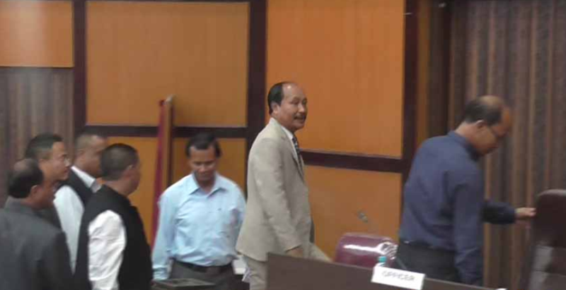 People's Democratic Alliance (PDA) Chooses Teinwell Dkhar As CEM