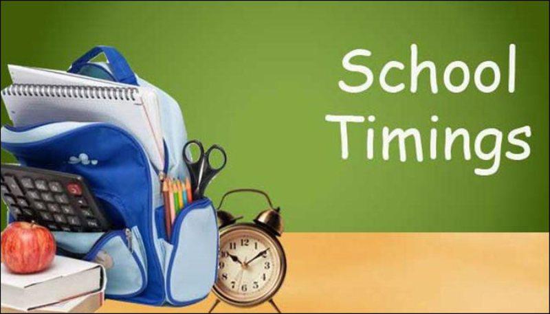 Tripura & Mizoram To Change School Timings, Use Daylight Better