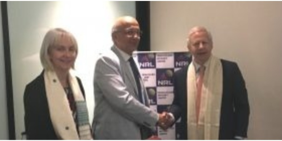 US Ambassador meets NRL MD