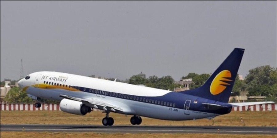 Jet Airways shares fall  6% as more planes grounded