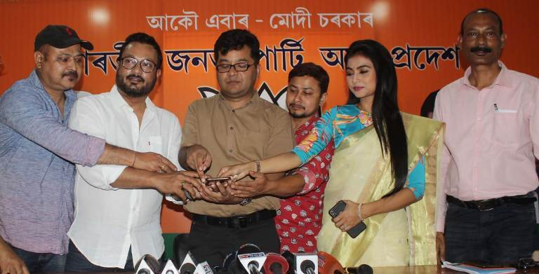 Assam BJP releases campaign songs ahead General Election 2019