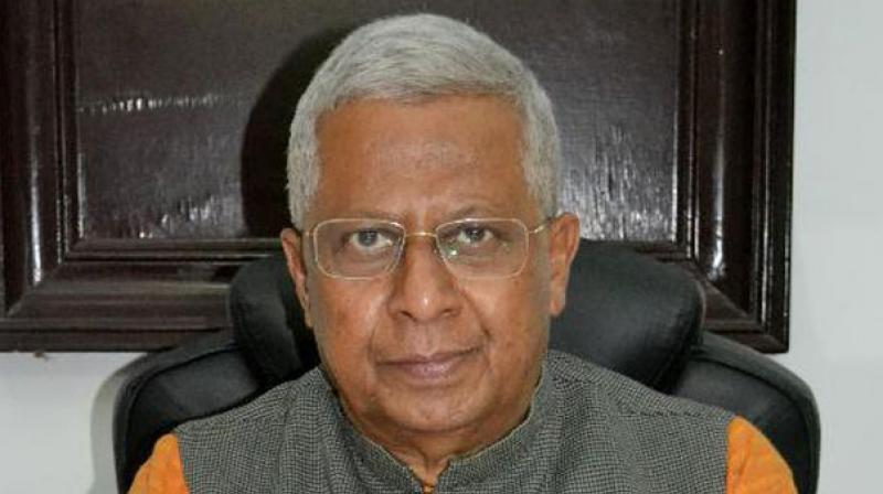 Congress boycotts Governor Tathagata Roy's speech