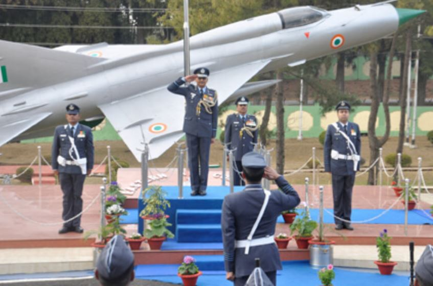 Air Marshal RD Mathur New Chief Of Eastern Air Command In Shillong