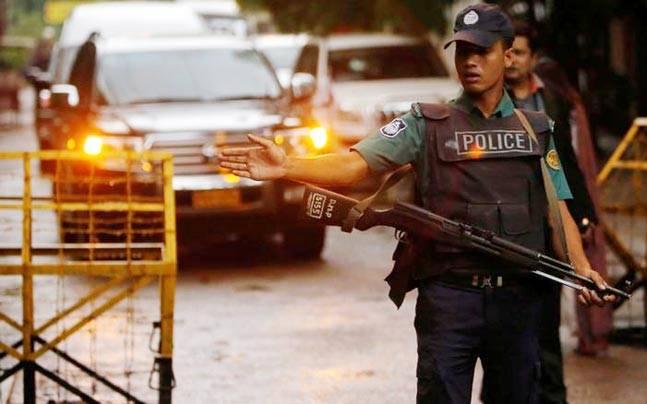 Held Jama'atul Mujahideen Bangladesh rebel gives vital clues