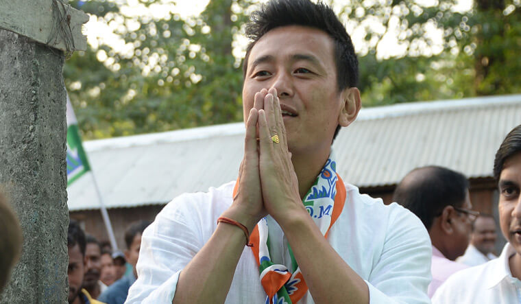 Will give clean government, people believe my party: Bhaichung Bhutia