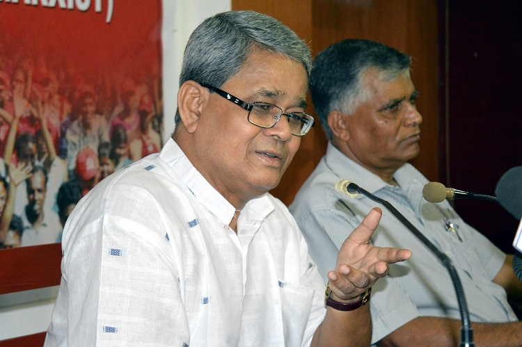 BJP will turn India into a religious State: CPI-M Central Committee member Bijan Dhar