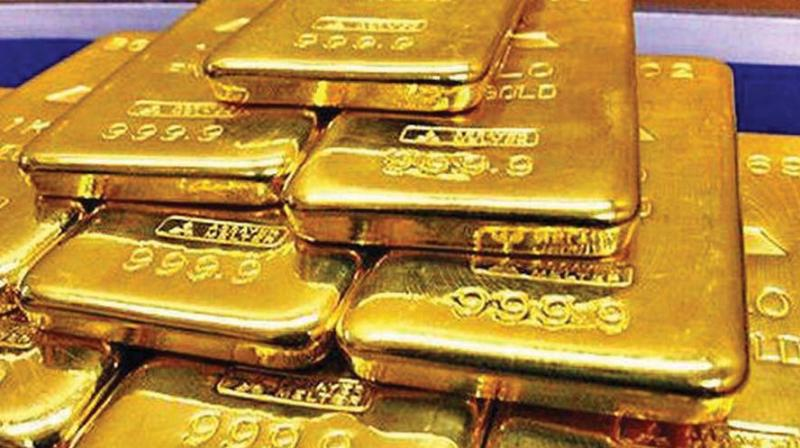 Two Bangladeshis held in Tripura for smuggling gold