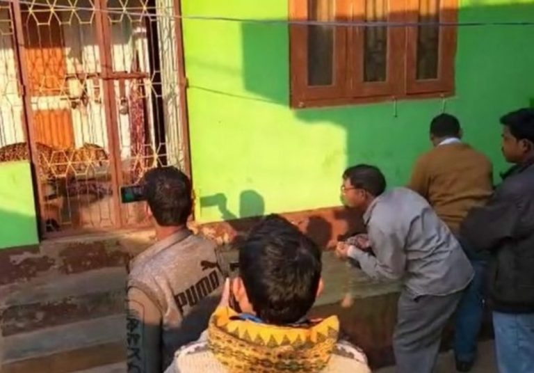 Leopard enters house in Maligaon, sparks panic among public