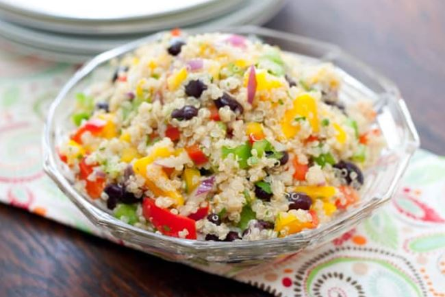 Quinoa Salad For Weight loss