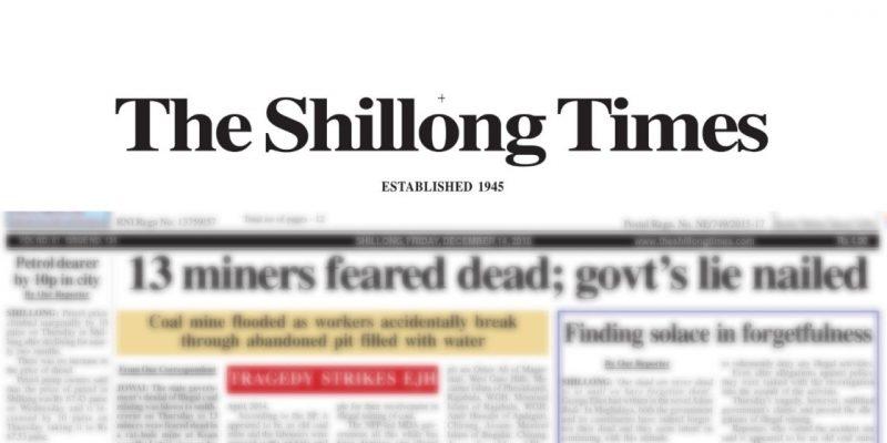 Supreme Court stays contempt order against Shillong Times