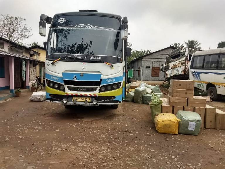 Three held in Sonapur for illegal trade of foreign made cigarettes, Case Registered