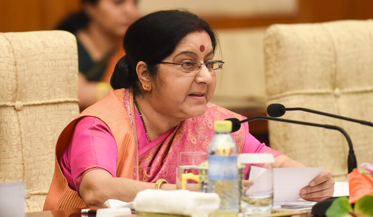 Sydney murder: Sushma Swaraj speaks to Australian counterpart
