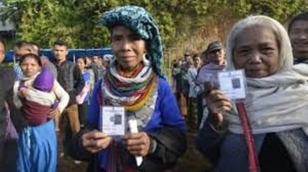 15 polling stations in Mizoram by Election Commission for tribal refugees