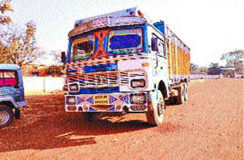 Liquor-laden truck seized by Border Security Force