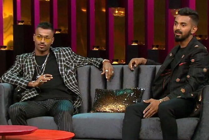 Hardik Pandya, K.L Rahul fined Rs 20 lakh for sexist comments