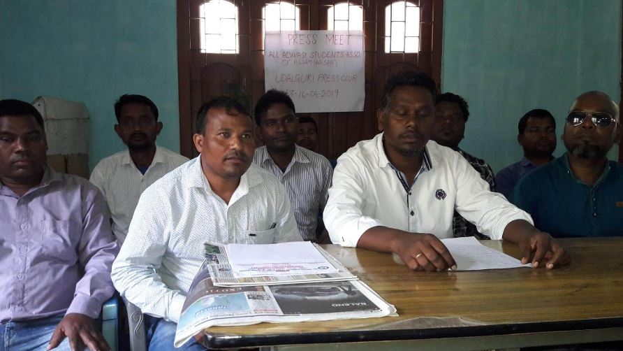 All Adivasi Students' Association of Assam (AASAA) Slams BJP For 'Not Keeping' Promises
