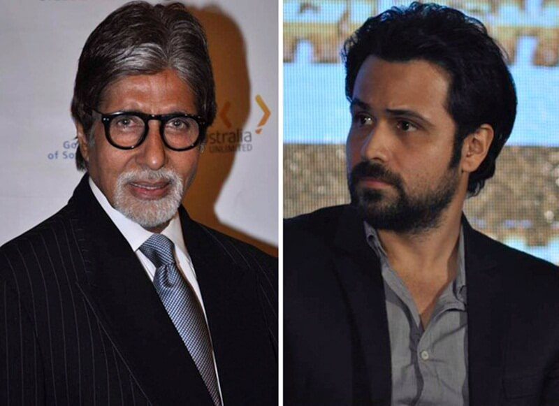 'Amitabh Bachchan has profound impact on every actor' Says Emraan Hashmi