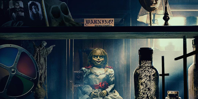 Annabelle Is Back, And The Trailer Will Make You Shudder - Watch Here