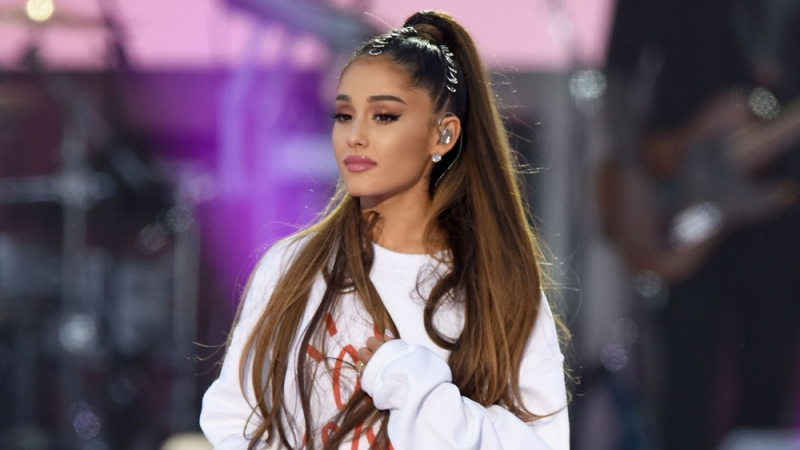 Ariana Grande Opens Up About Her Fascination For Jim Carrey