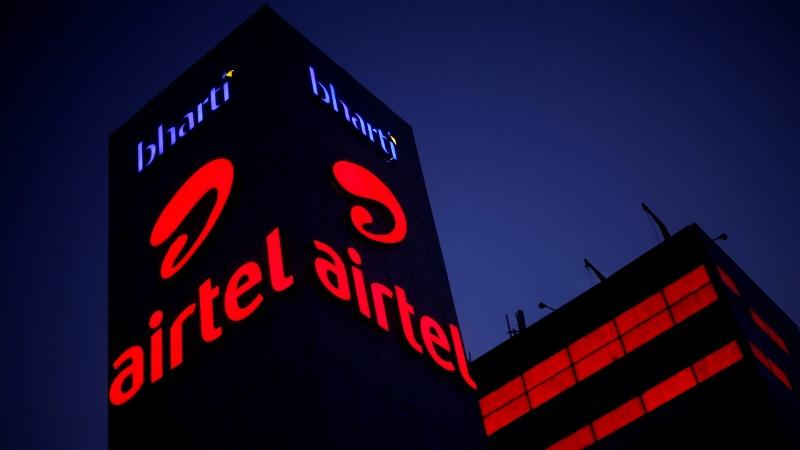 Bharti Airtel Up 3%; Top Sensex Gainer So Far