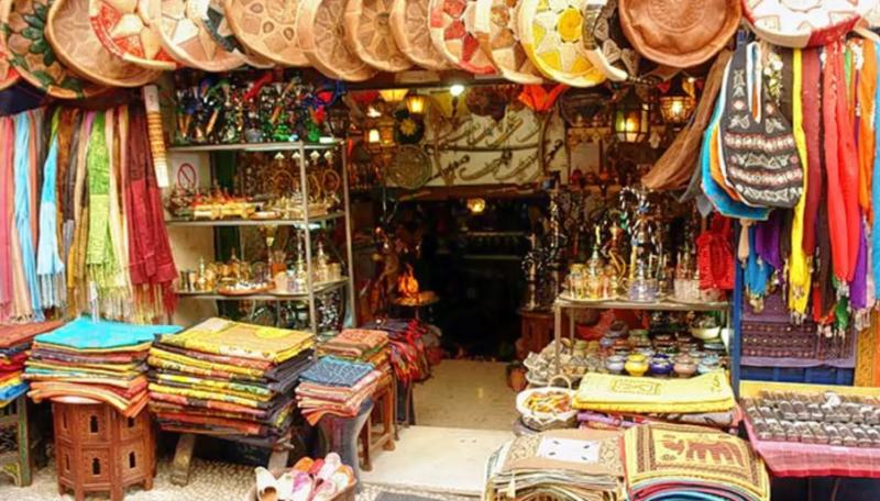 'No Entry' In Fancy Bazar Will Not Stop Bihu Shoppers