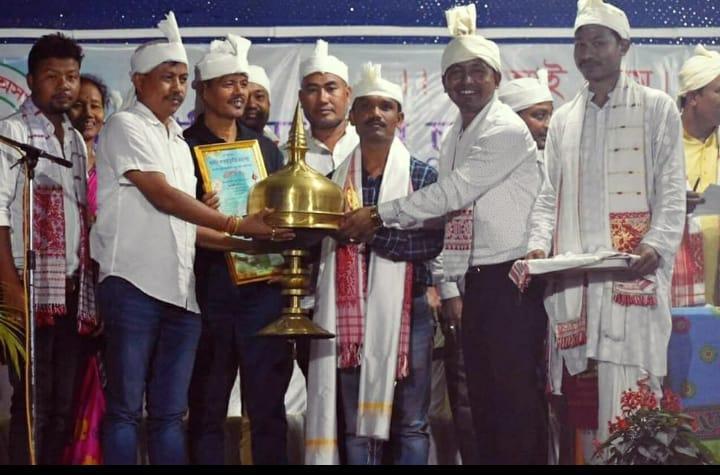 Birangana Sati Sadhani Divas observed by Chutia Students' Union of Sarupathar