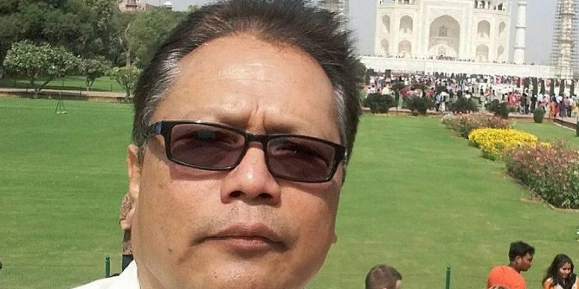 Independent candidate C Lalrosanga takes on ex-Doordarshan officer in Mizoram