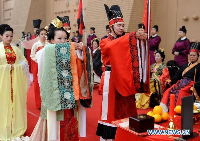 China's marriage rate drops for 5 consecutive years