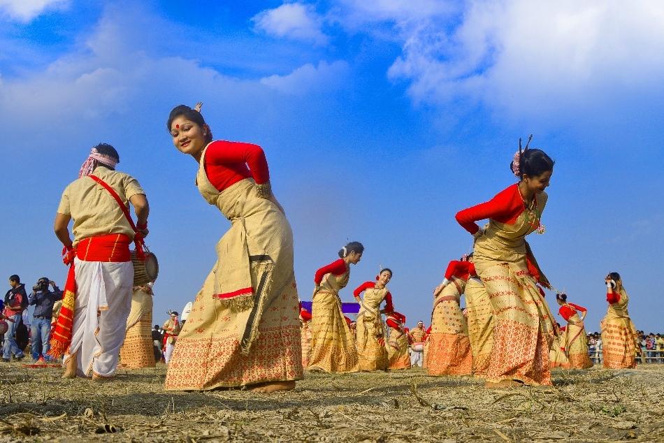 Assam gears up to celebrate Rongali Bihu