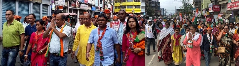 Electioneering by political parties reach high crescendo for Silchar seat