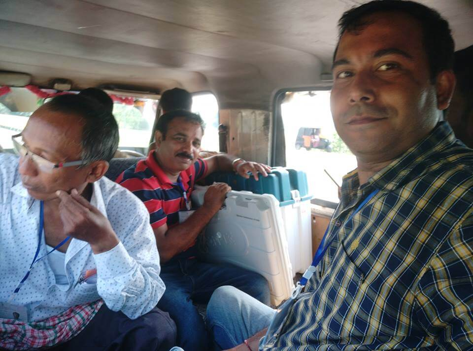 Barak Valley: Fate of 24 candidates to be decided today