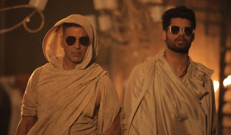 Special Song For Brother-In-Law Karan Kapadias Debut Film Blank By Akshay kumar