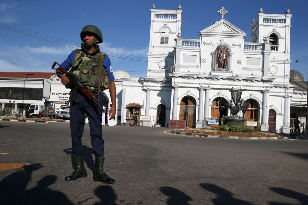 Muslim group blamed for Sri Lanka horror; 290 dead