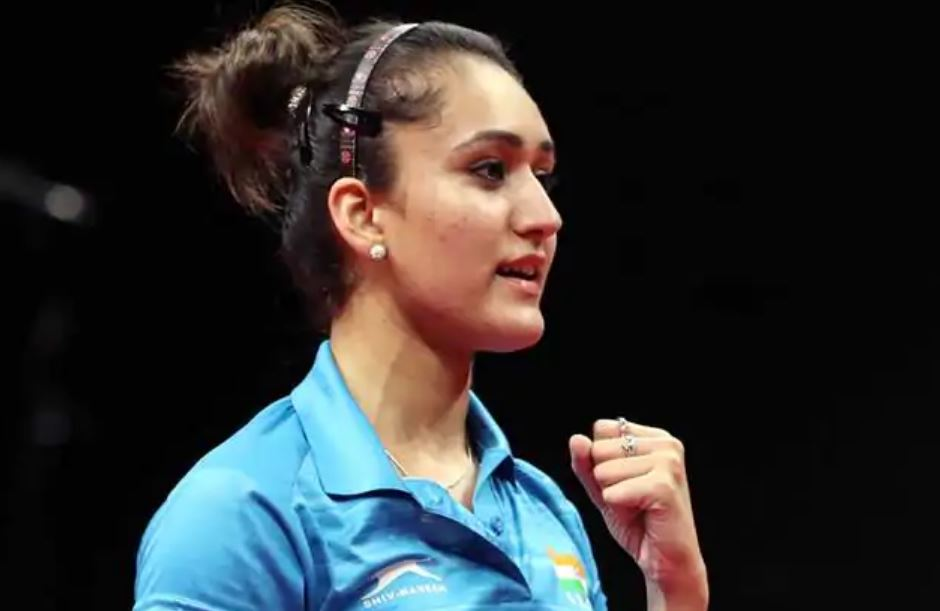 3 Indians join Manika Batra in women singles main draw