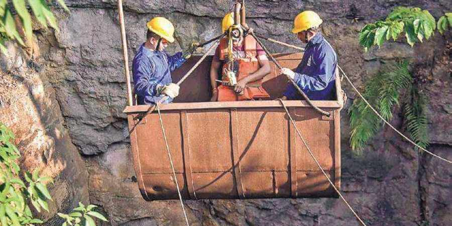 Meghalaya government wants to call off rescue work on the Ksan mining tragedy